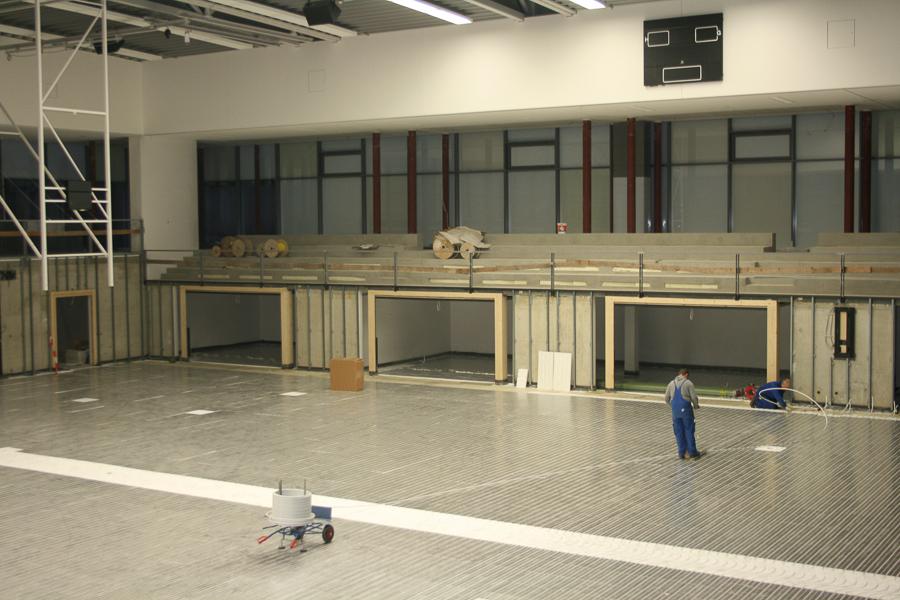 Neue Großsporthalle für den TV Bühl